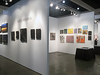 taimei contemporary art la art show 2017